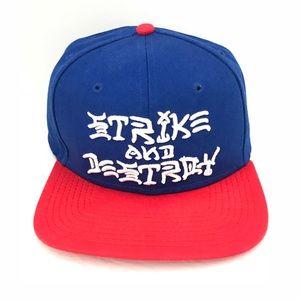 NIKE Strike and Destroy Snap back